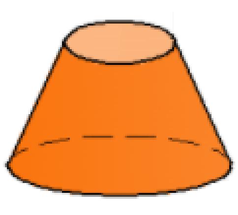 Расчет развертки конуса