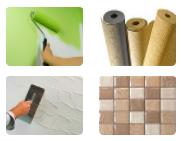 Расчет плитки, краски, обоев и штукатурки