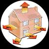 Расчет теплопотерь дома онлайн