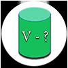 Калькулятор объема цилиндра