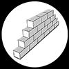 Калькулятор количества блока