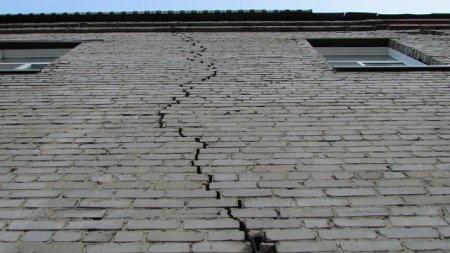 Основные причины образования трещин в стенах