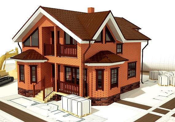 Утеплитель для кирпичного дома